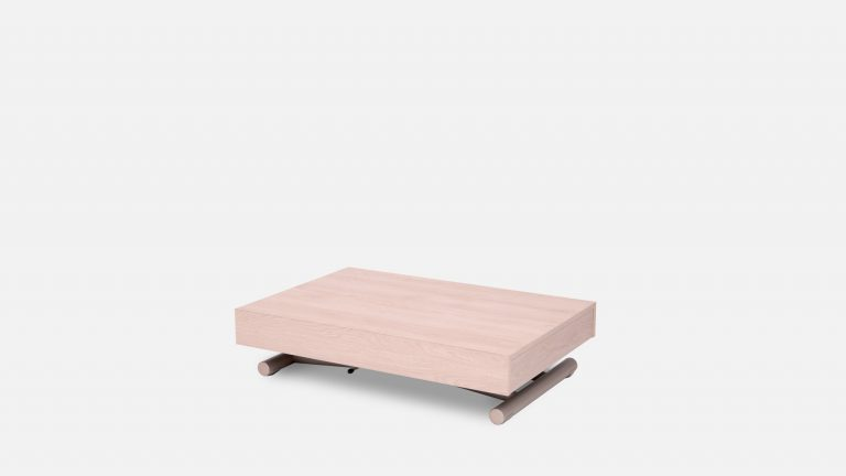 Tavo wooden box coffee table