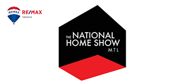 National home show in montreal logo
